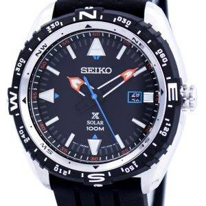 Seiko Prospex Land Solar Powered 100M SNE423 SNE423P1 SNE423P Mens Watch
