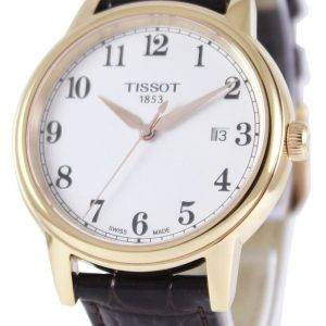 Tissot T-Classic Carson Quartz T085.410.36.012.00 T0854103601200 Men's Watch