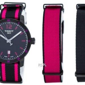 Tissot T-Sport Quickster Quartz T095.410.37.057.01 T0954103705701 Men's Watch