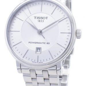 Tissot T-Classic Carson Premium Powermatic 80 T122.407.11.031.00 T1224071103100 Automatic Men's Watch