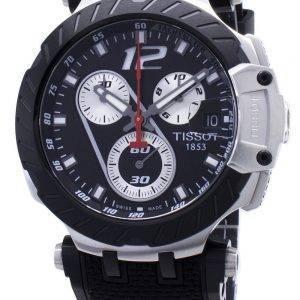 Tissot T-Race Jorge Lorenzo T115.417.27.057.00 T1154172705700 Limited Edition Chronograph Men's Watch