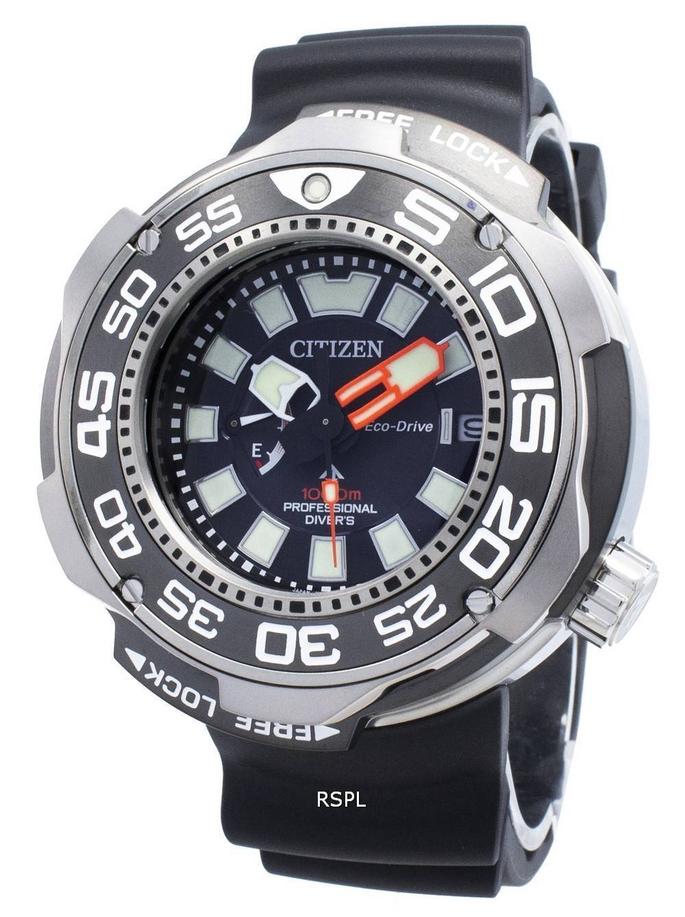 Citizen Promaster Diver's BN7020-09E Eco-Drive 1000M Men's Watch