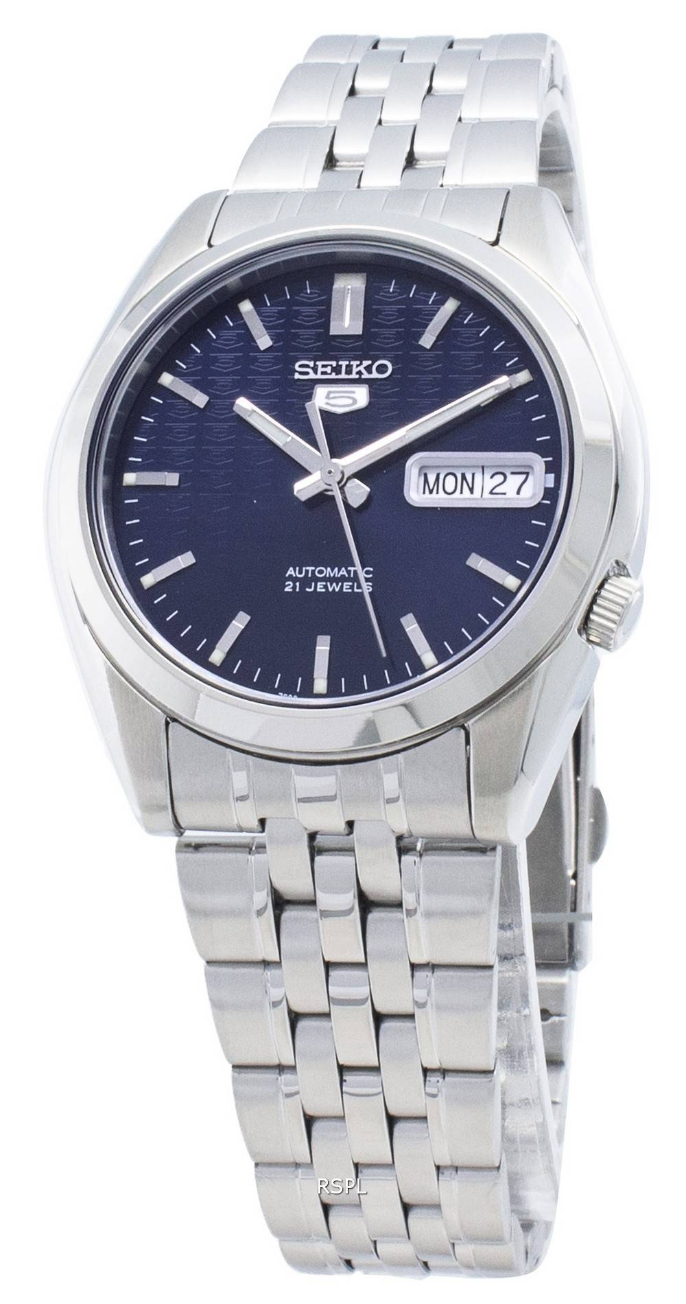 Refurbished Seiko 5 Automatic SNK357 SNK357K1 SNK357K Analog Men's Watch